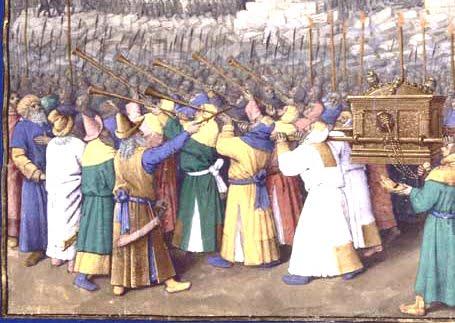 Las Trompetas de Jericó: ¿Armas Sónicas en la Antigüedad? Ff40a-latomadejericc3b3