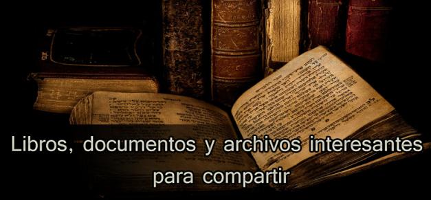 Archivos y Libros