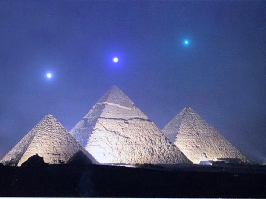 piramides-estrella