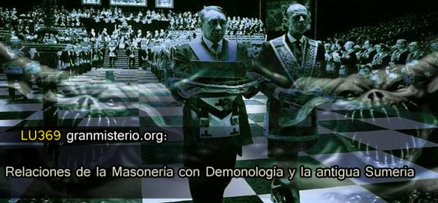 masones y demonios