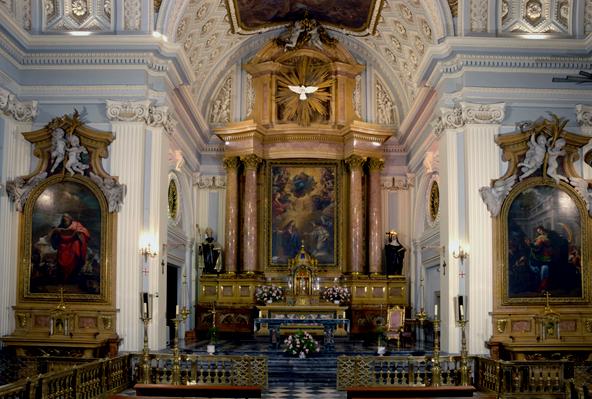 La licuefacción de la sangre de San Pantaleón Convento_encarnacion