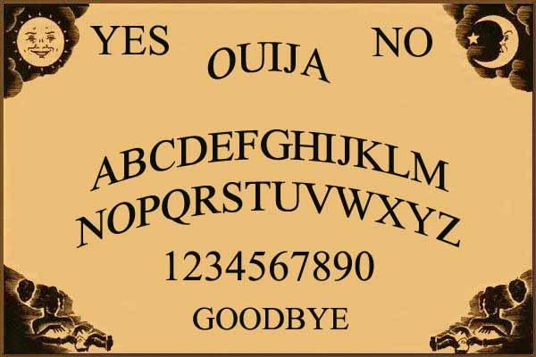 El peligroso juego de la Ouija y la ley de atracción