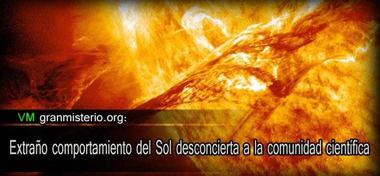 Extra o comportamiento del sol desconcierta a la comunidad for Comunidad del sol