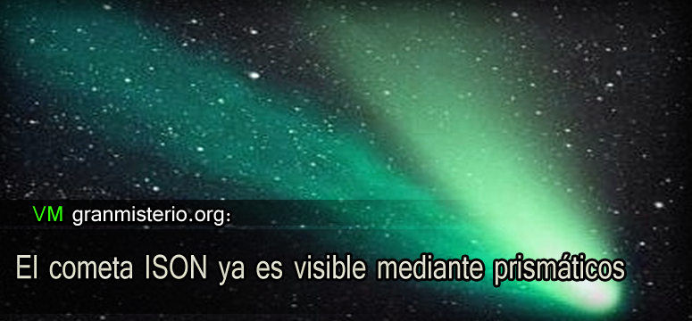 ison visible