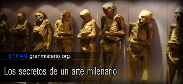 Los secretos de un arte milenario