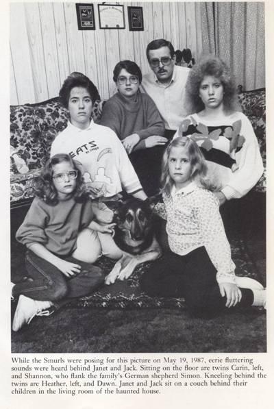 La morada de los demonios de la familia Smurl C0265-smurl_family