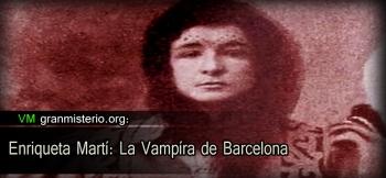 Enriqueta Martí: La vampira de Barcelona