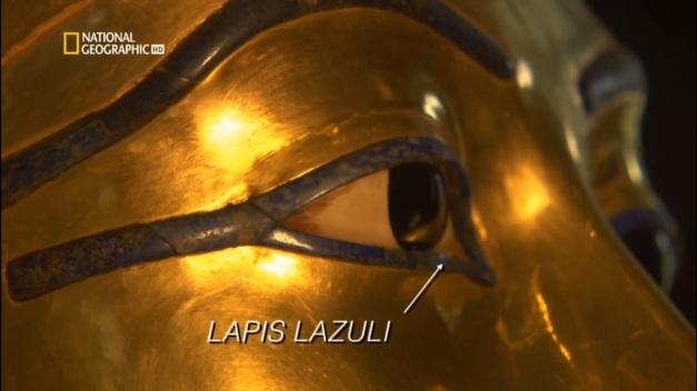 """lapis lazuli - Vida y Muerte de Tutankamon, """"El Faraón Niño"""""""
