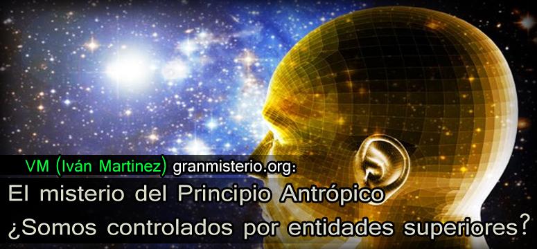 Resultado de imagen de El Principio Antrópico