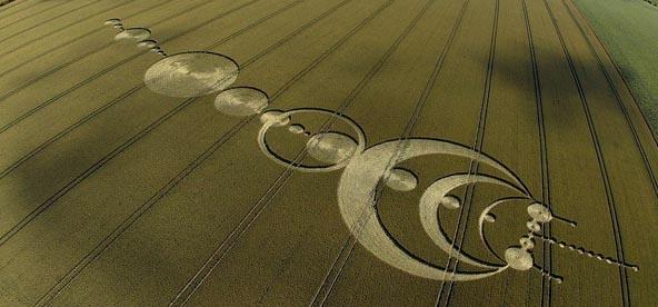 Aliens-Crop-Circles