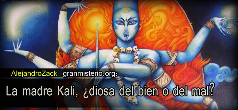 6e89d78f5 Kali es una de las principales diosas del hinduismo