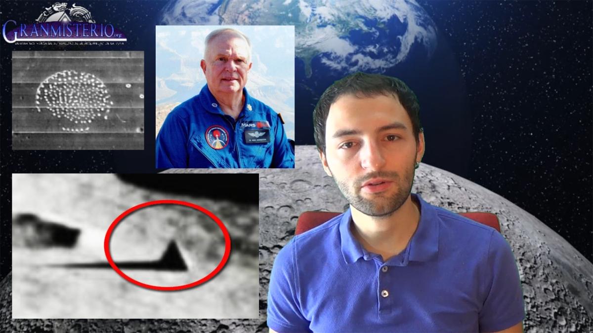NASA oculta PIRÁMIDES en la LUNA y se filtran imágenes REALES