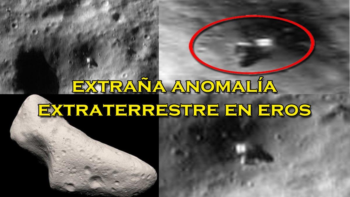 Algo muy raro se esconde en el Asteroide EROS ¿Qué oculta NASA?