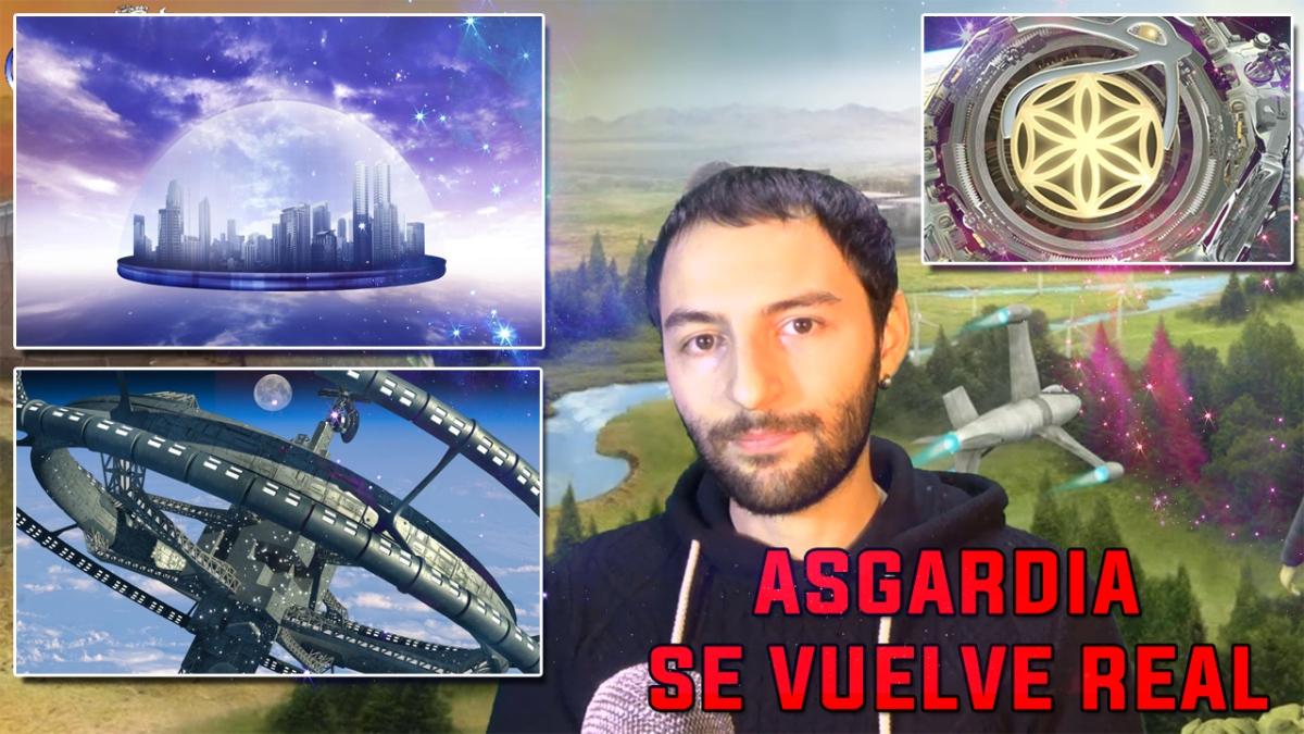 ASGARDIA, la primera nación espacial SE VUELVE REAL