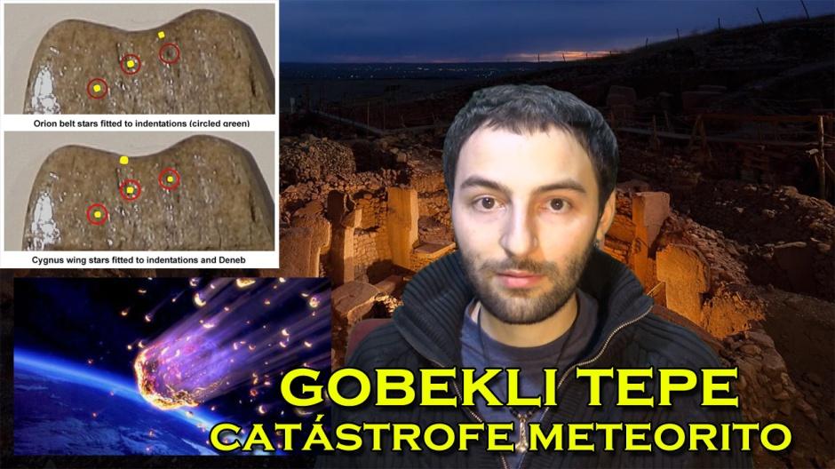 Los Grabados de Gobekli Tepe muestran una ENORME CATÁSTROFE que vino del cielo