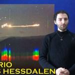 El caso OVNI más documentado de toda la historia Las luces de Hessdalen