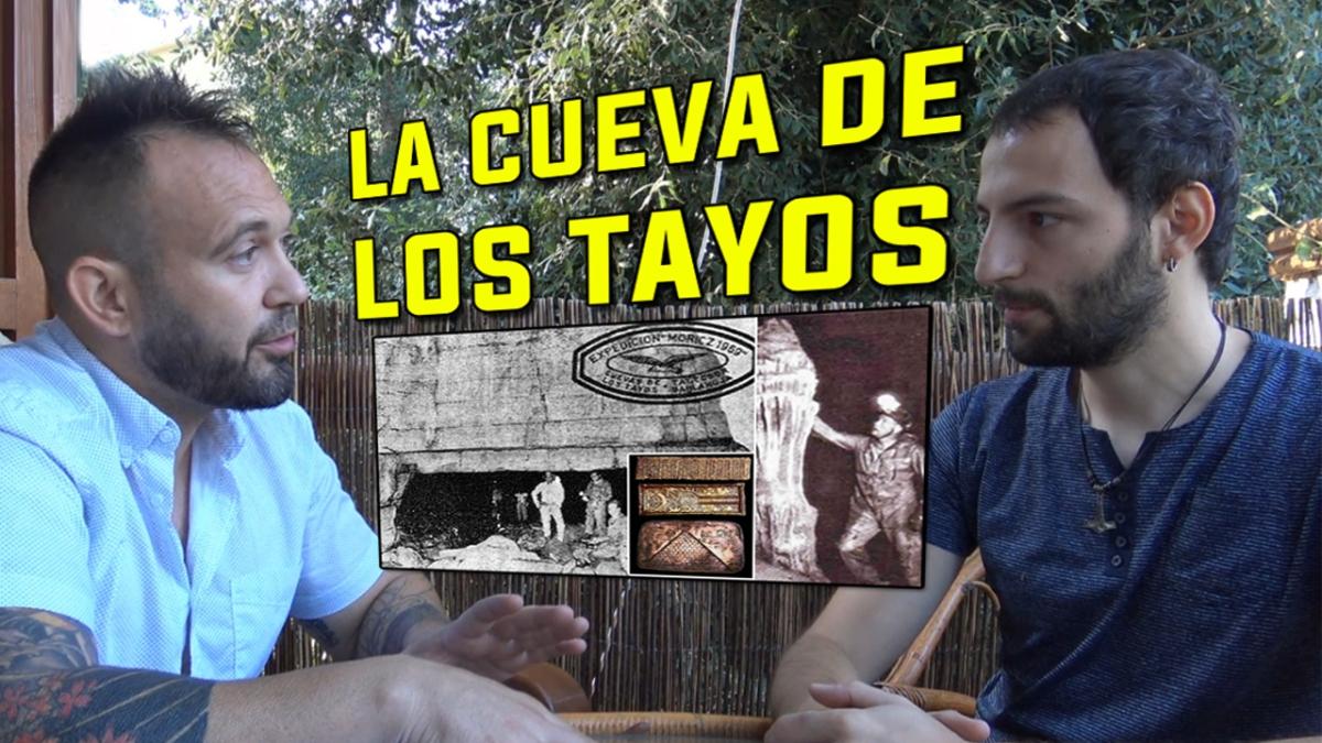 La CUEVA DE LOS TAYOS esconde el MAYOR SECRETO DE LA HUMANIDAD