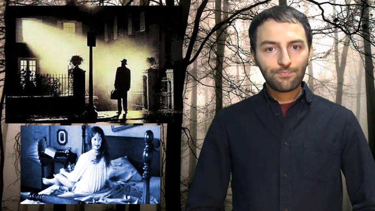 La PARTE REAL de la película El Exorcista y el Poder de la Impregnación Paranormal