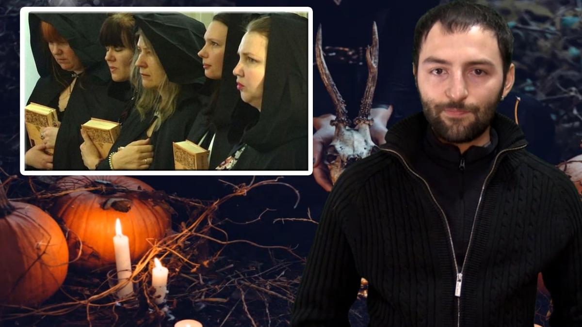 Las Brujas que Apoyan a Putin con extraños Rituales ¿Qué hay detrás de esto?